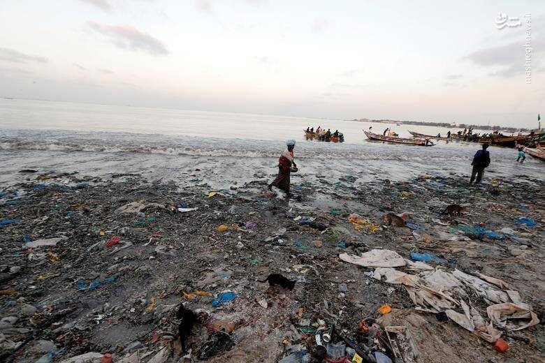 بازیافت پلاستیک دریاها