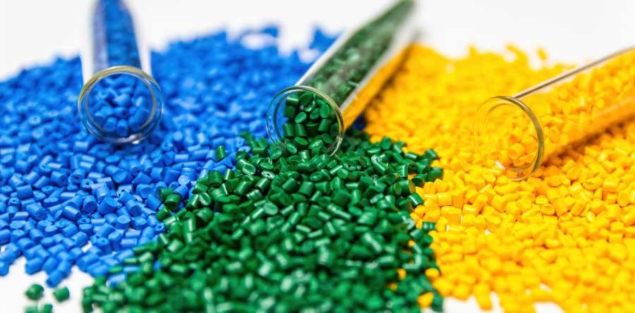 گرانول پلی اتیلن بازیافتی از ضایعات پلاستیک