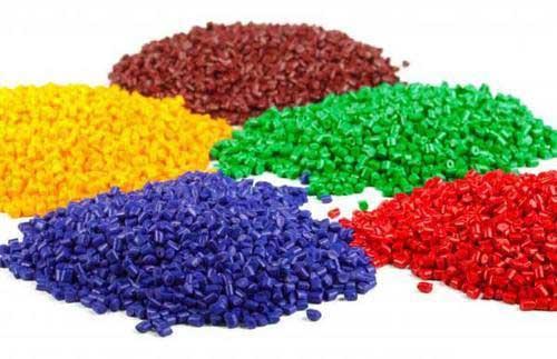 گرانول پلاستیک پلی اتیلن بازیافتی از ضایعات پلاستیک