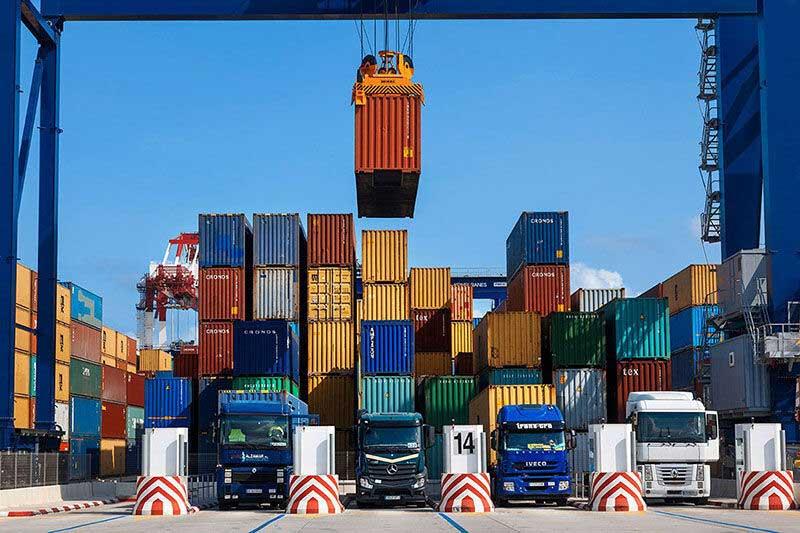 افزایش صادرات گرانول پلی اتیلن بازیافتی از ضایعات در گمرک سومار - گارانتی پلاستیک