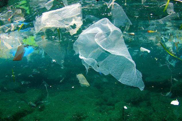 آلودگی حاصل از ضایعات پلاستیک در اقیانوس ها
