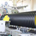 تولید لوله پلی اتیلن از گرانول پلاستیک