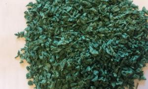 تجمیع سازی ضایعات پلاستیک پلی اتیلن