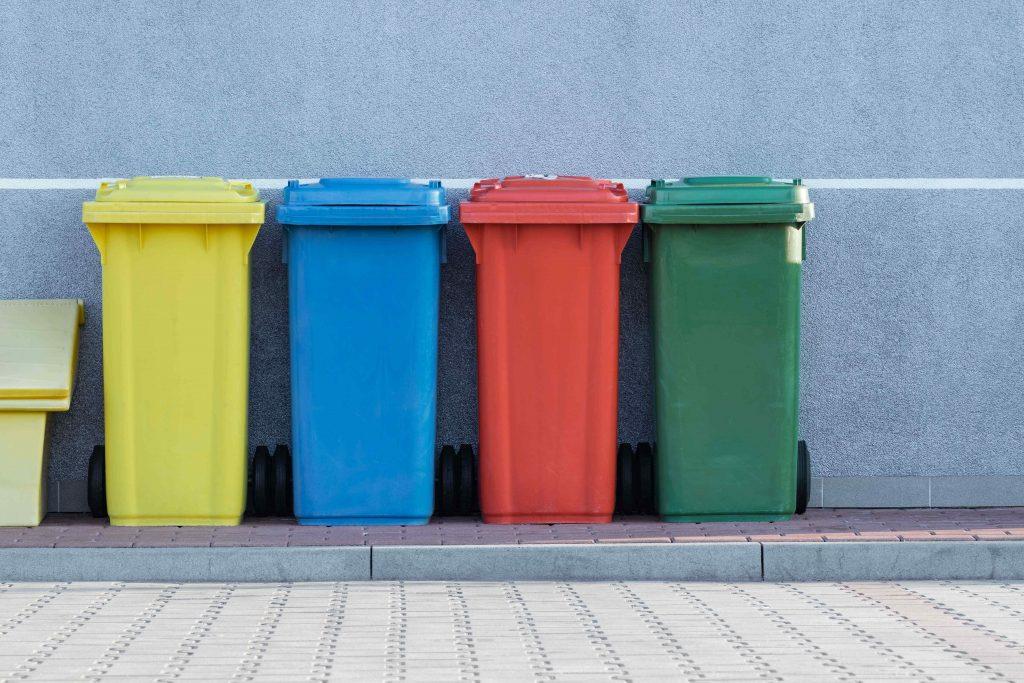 ضایعات پلاستیک های رنگی و مشکلات زیست محیطی