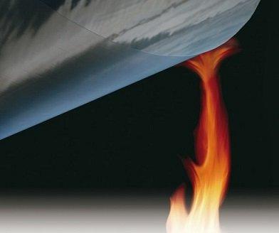 پلیمر های ضد آتش / شعله (افزودنیهای به تأخیر انداز شعله برای پلاستیکها،) ترکیباتی هستند که به پلاستیکها و سایر مواد افزوده میشوند که باعث تأخیر، افت یا جلوگیری از فرآیند احتراق میشوند.