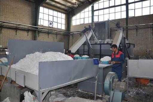میزان پلاستیک تولیدی مشهد