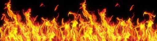 تریلر حامل گرانول پلاستیک در نیشابور آتش گرفت !