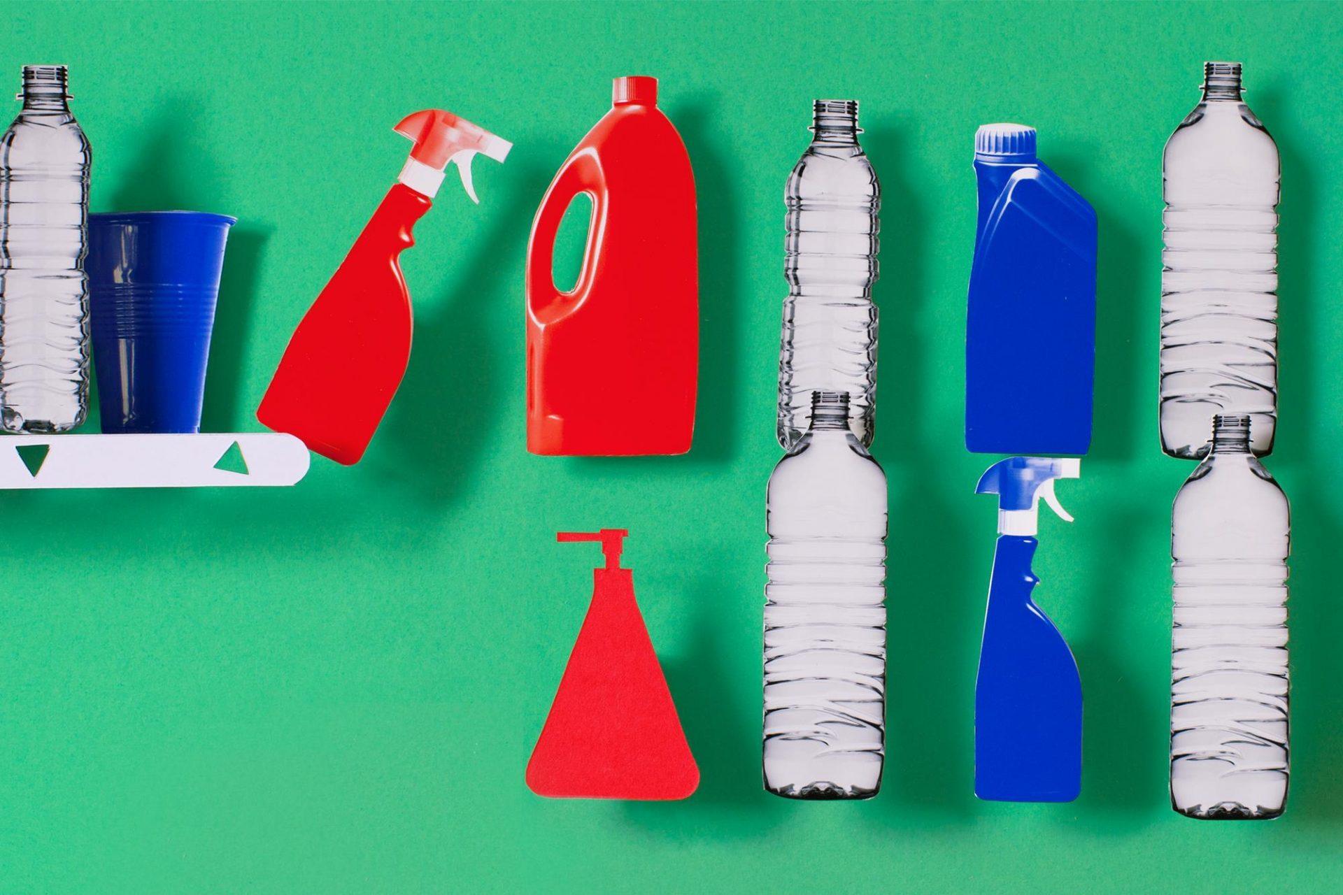 خریدار بازیافت انواع ضایعات پلاستیک