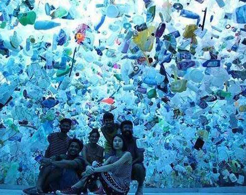 کارخانه ضایعات پلاستیک در تهران