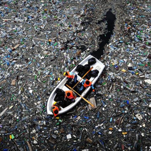 تبدیل ضایعات پلاستیکی به هیدروژن پاک با کمک ریزموجها