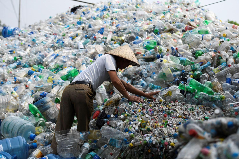 بازیافت ضایعات در چین