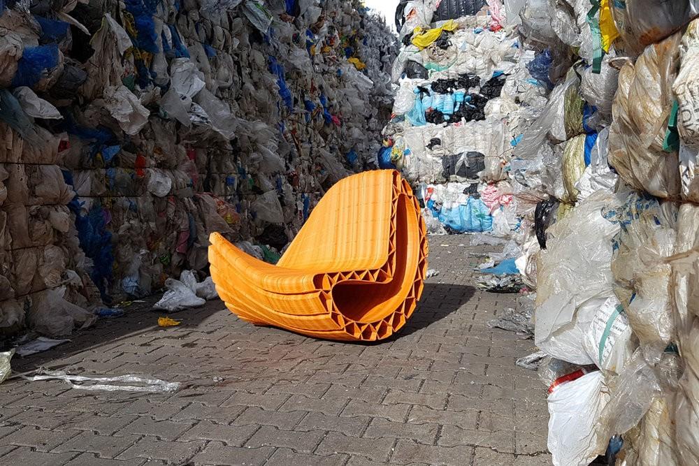 بازیافت ضایعات در یونان
